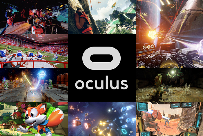Oculus Game Days