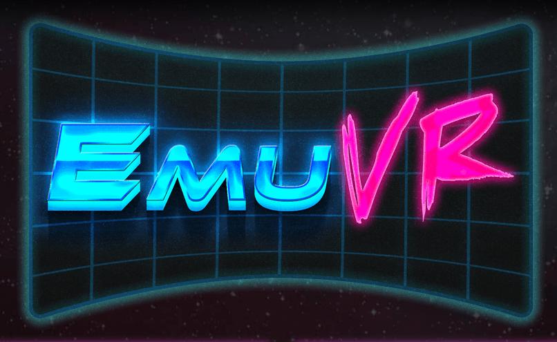 Mit EmuVR alte Klassiker neu erleben