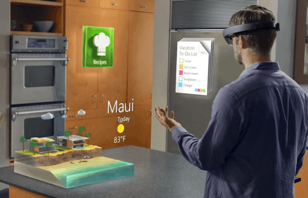 Konsumentenversion der HoloLens