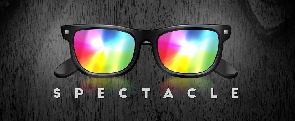 Spectacle Logo von Twitter
