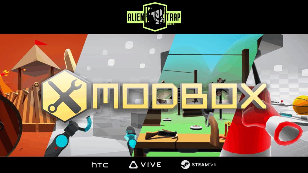 Modbox für die HTC Vive