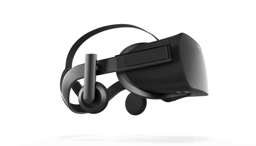 Launch der Oculus Rift