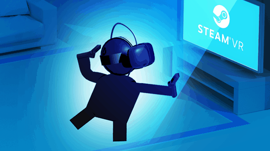 SteamVR Desktop Theater