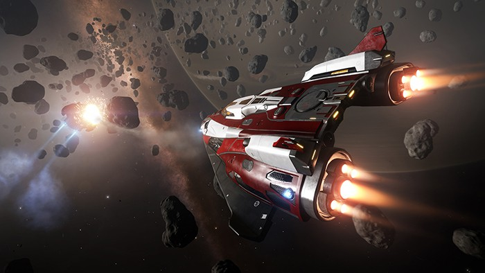 Elite Dangerous: Horizons erhält Rift Support