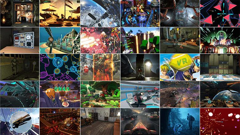 30 Launchtitel für die Oculus Rift
