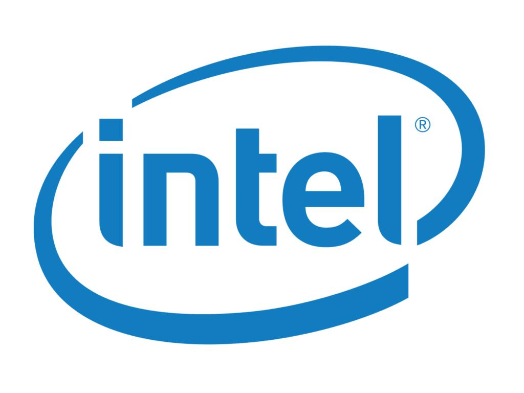 Logo vom Chip-Riesen