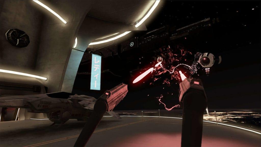 Space Pirate Trainer Alpha Screenshot