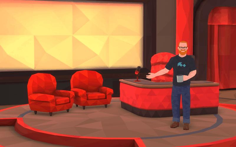 FOO VR mit der FOO Show