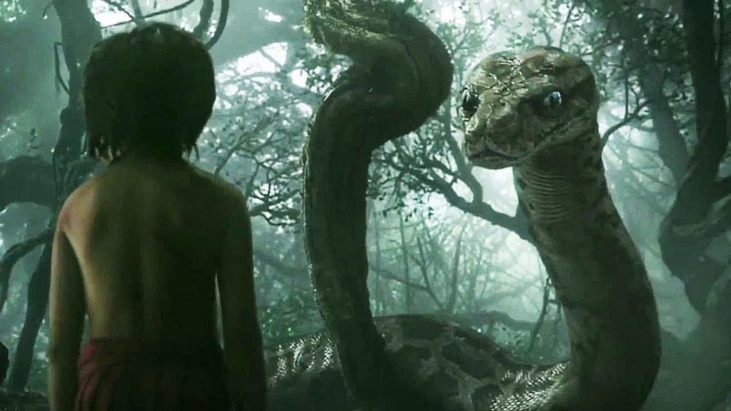 Virtual Reality Dschungelbuch Erfahrung