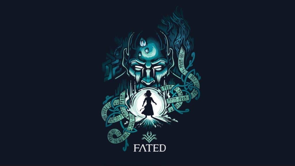 FATED: The Silent Oath Art