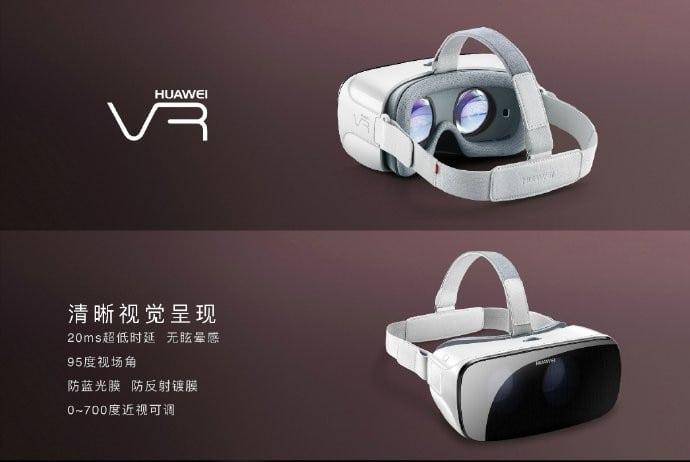 Huawei VR vorgestellt
