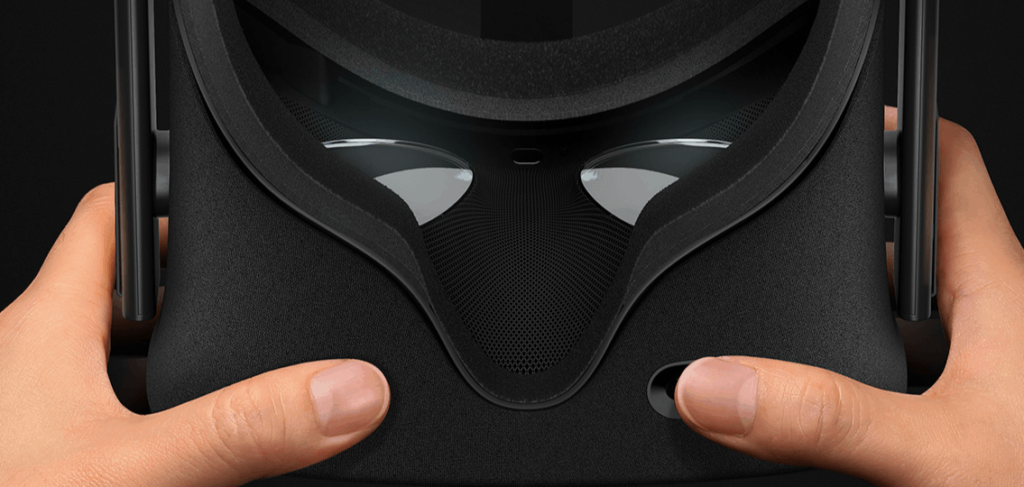 Backup der Oculus Software