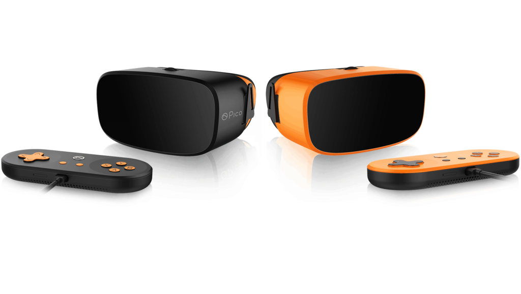 Pico neo VR Headset Titelbild