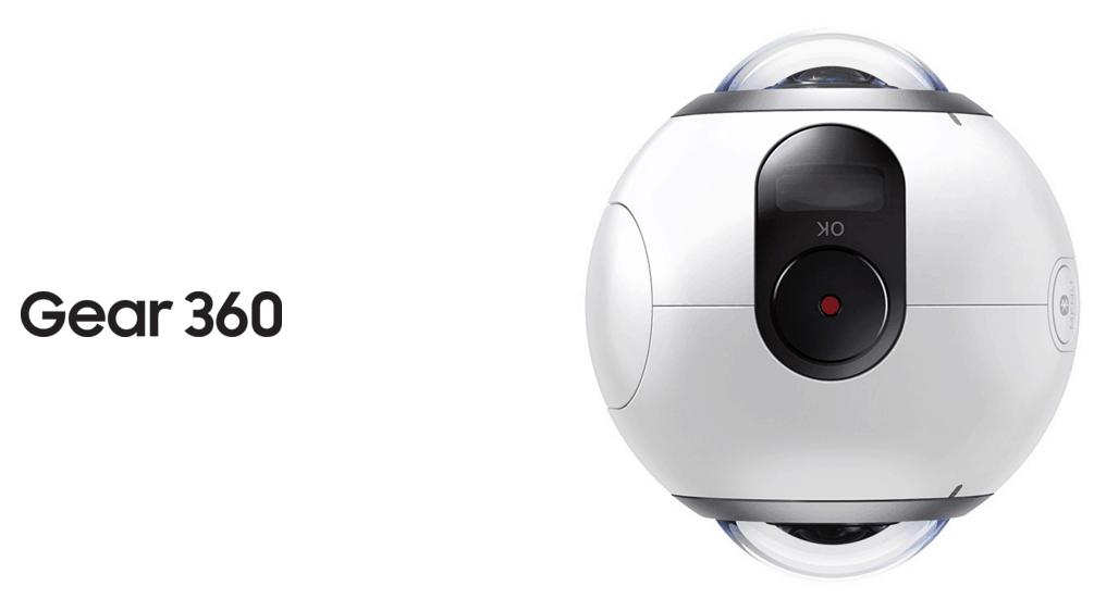 Gear 360 ab morgen verfügbar