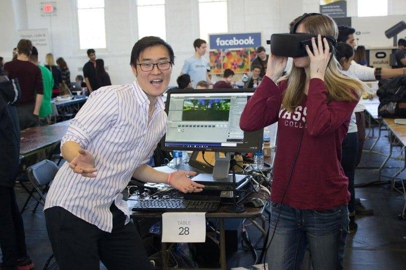 Oculus fördert Hackathon
