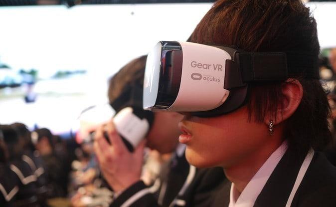 Bild von Highschool-Tag in Virtual Reality