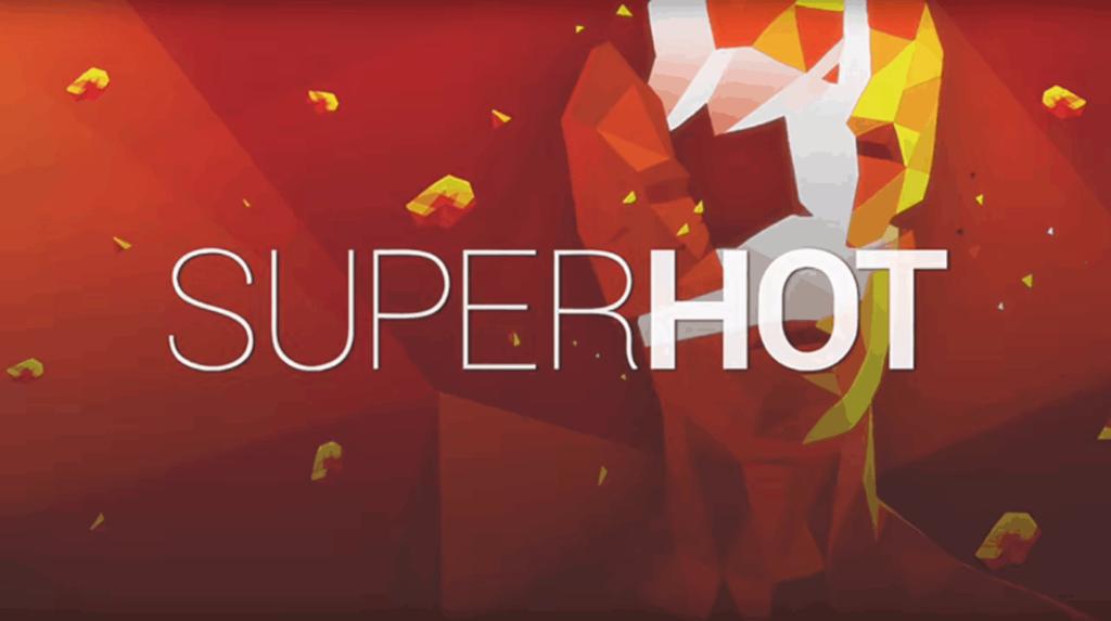 Superhot Titelbild