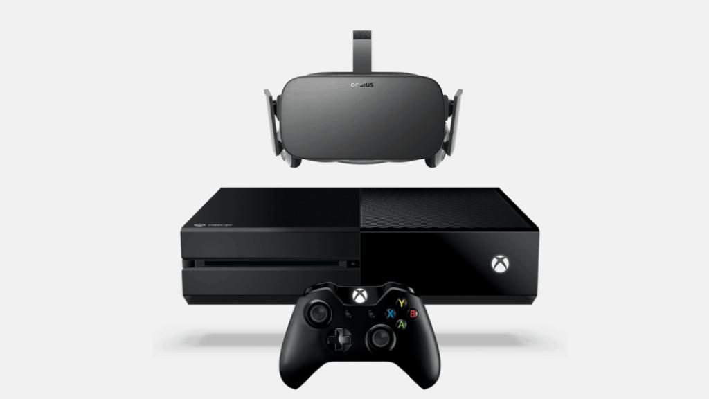 Neue Xbox One für die Oculus Rift