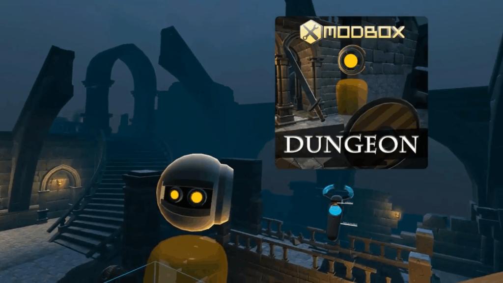 Modbox wird zum Spiele-Editor