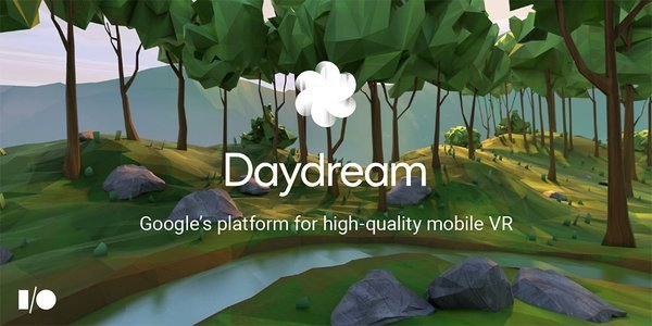 Android VR Plattform Daydream