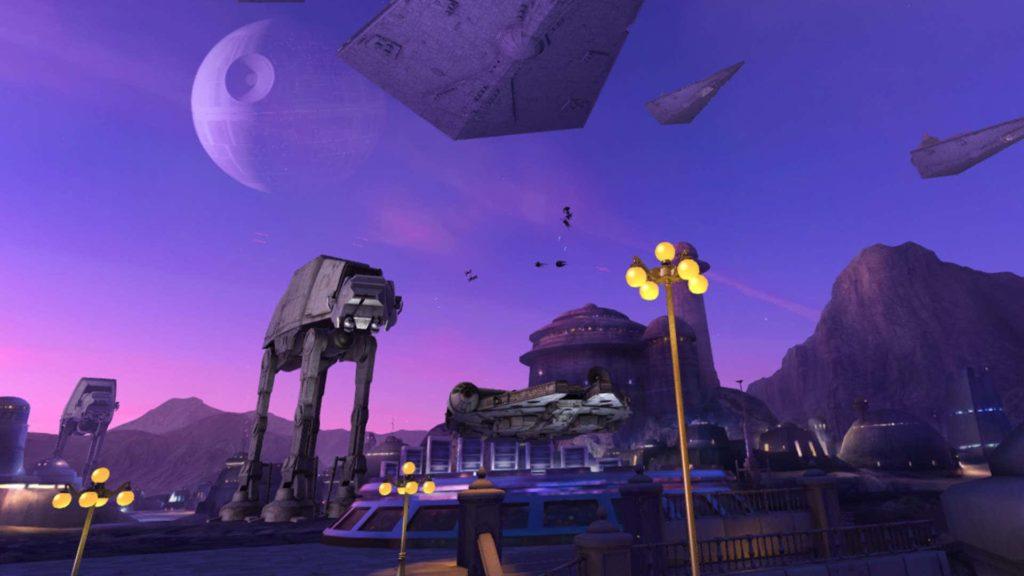 Disney Movie VR