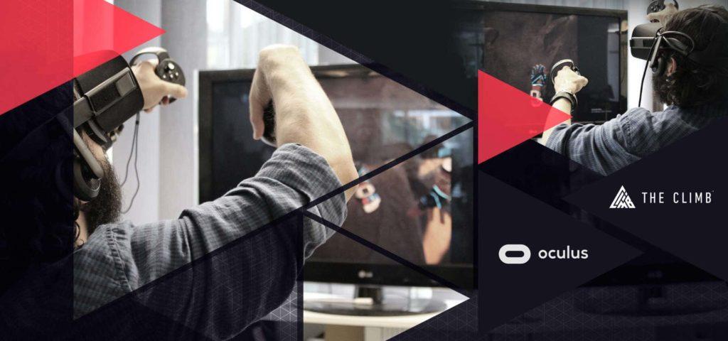 Crytek Oculus Touch The Climb