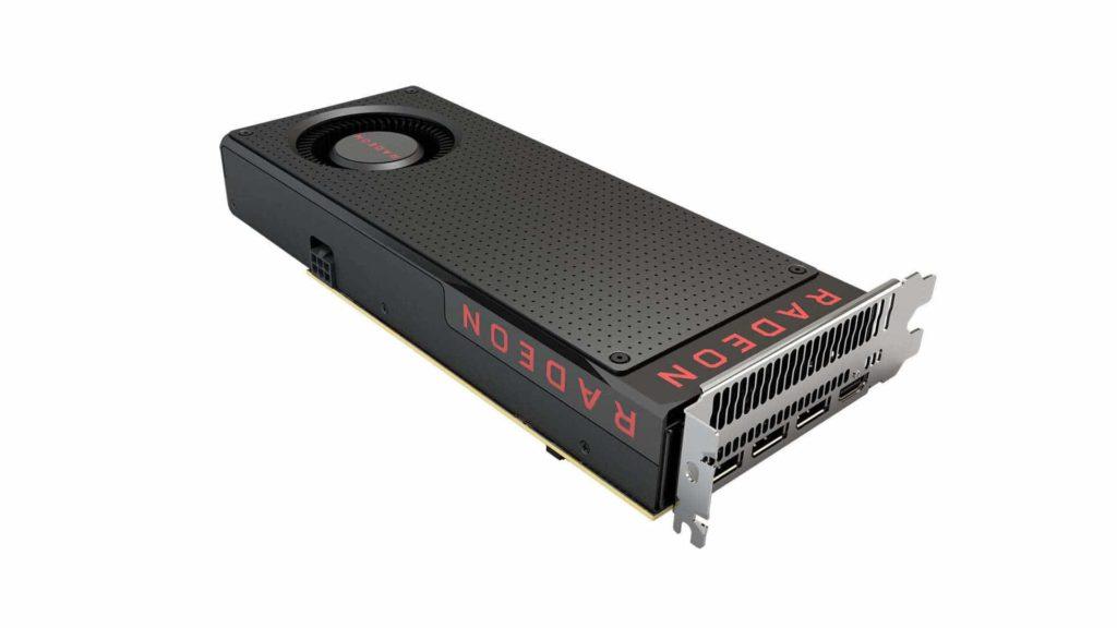Polaris Radeon RX 480