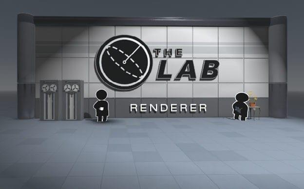 The Lab Renderer