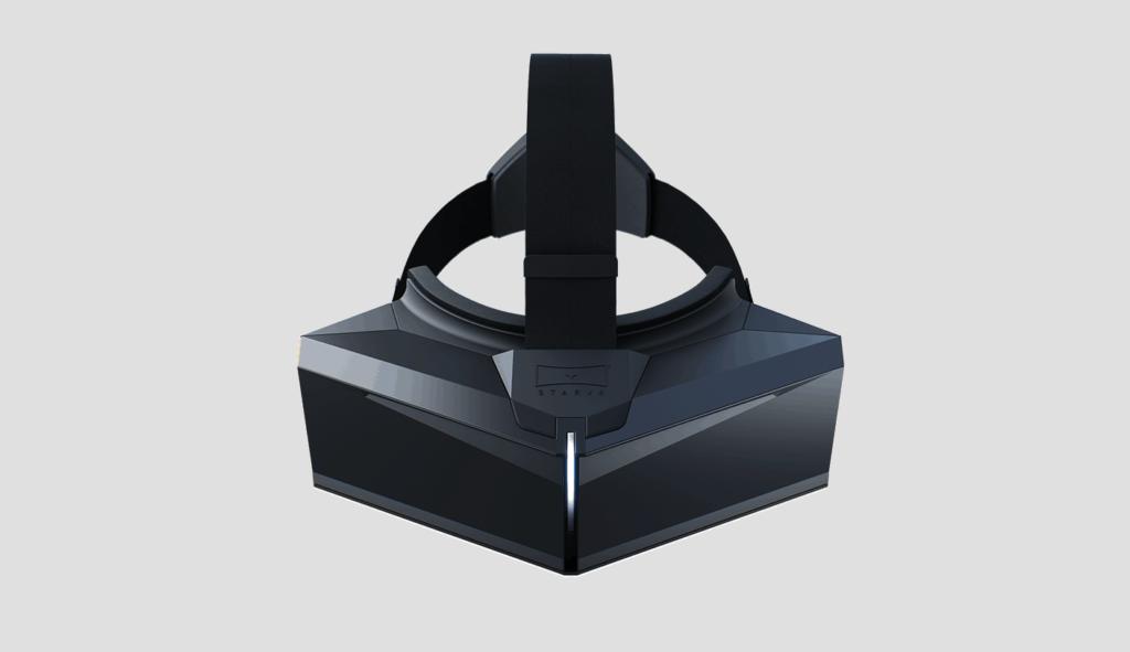 StarVR Headset E3 2016