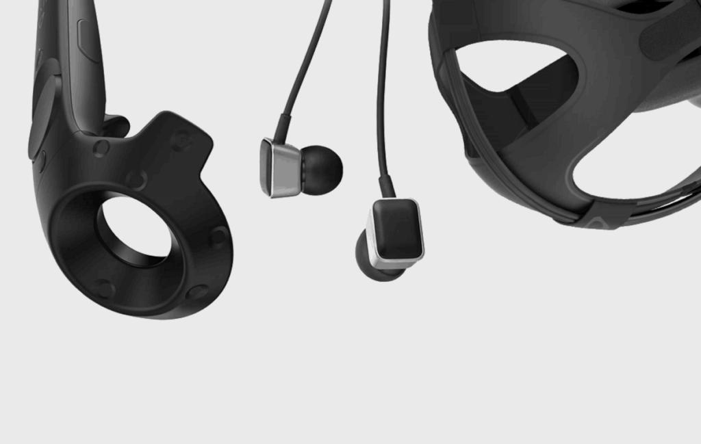 Einzelne Komponenten der HTC Vive bestellen