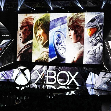 Microsoft Pressekonferenz auf der E3