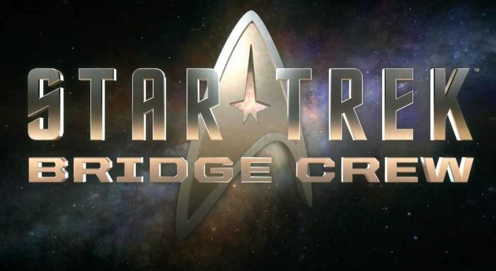 Star Trek: Bridge Crew Logo