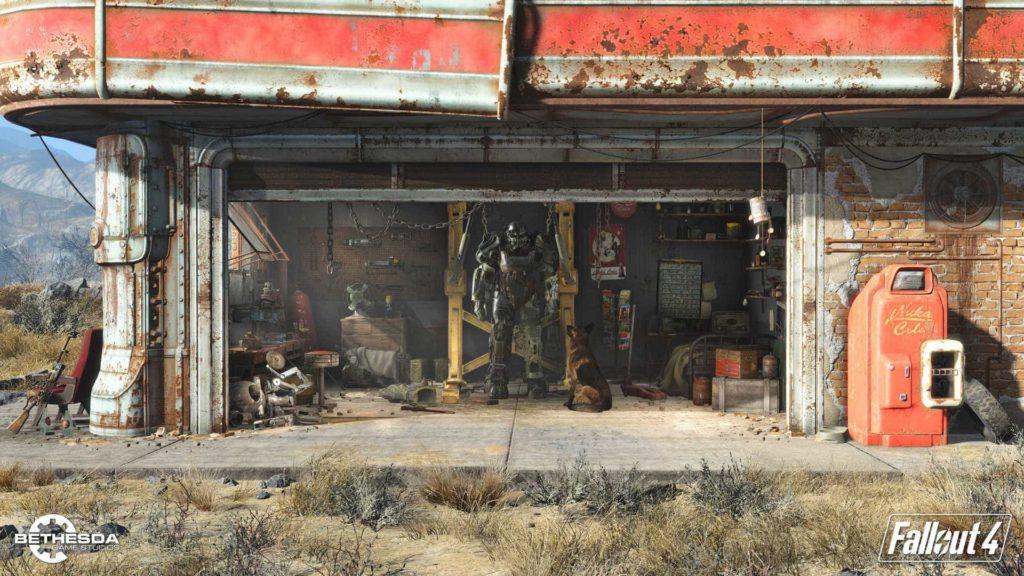 Fallout 4 und Doom