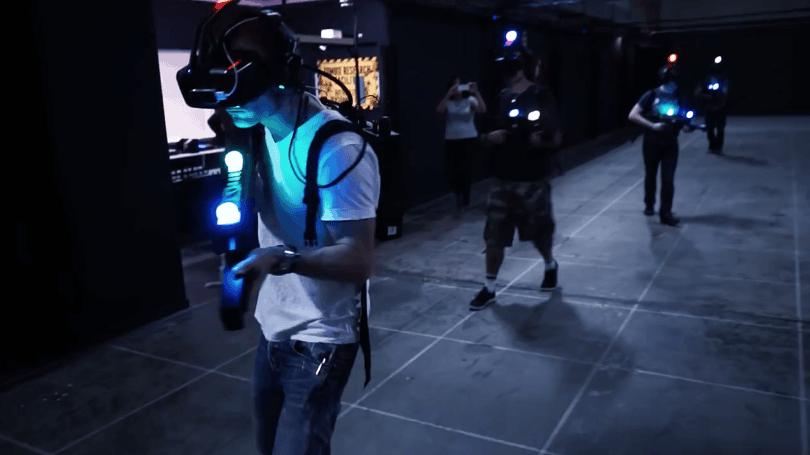 Sega bringt Multiplayer VR Arcade nach Japan