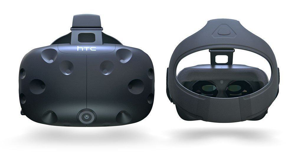 Eyetracking für HTC Vive