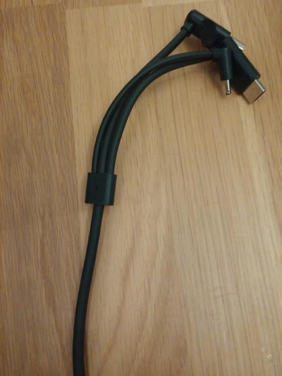 Dünneres Kabel für die Vive