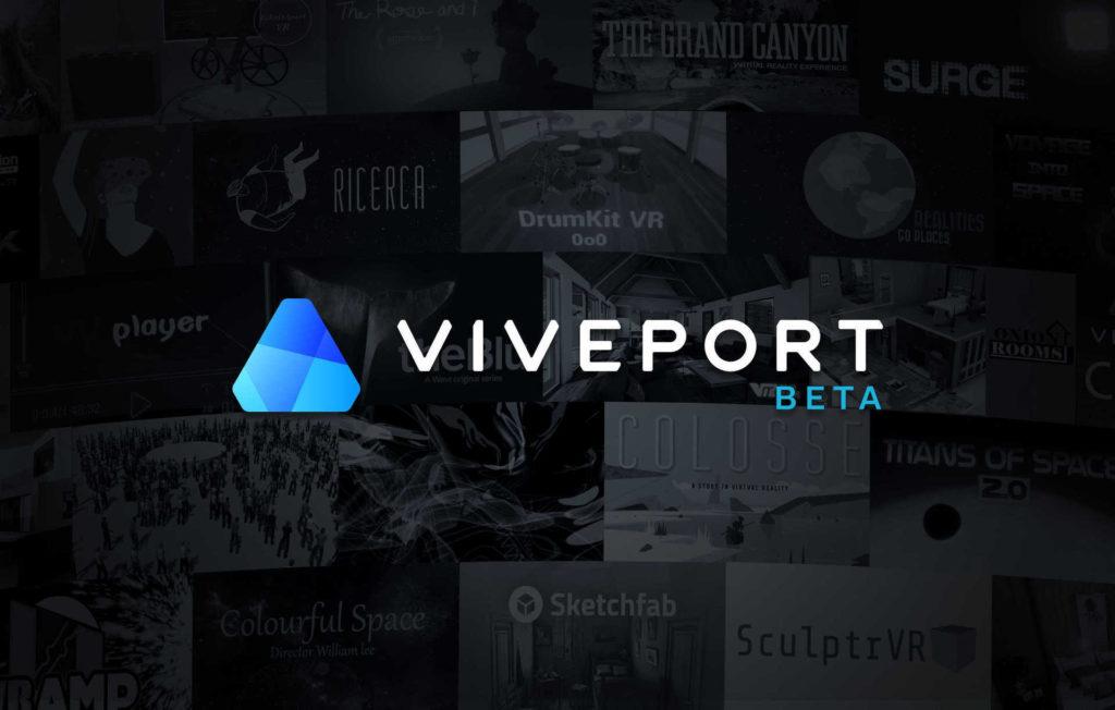 HTC Viveport startet weltweit