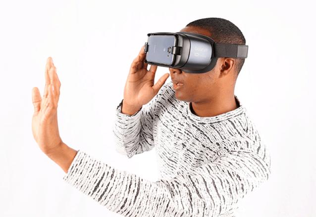 Neue Samsung Gear VR wird ausgeliefert