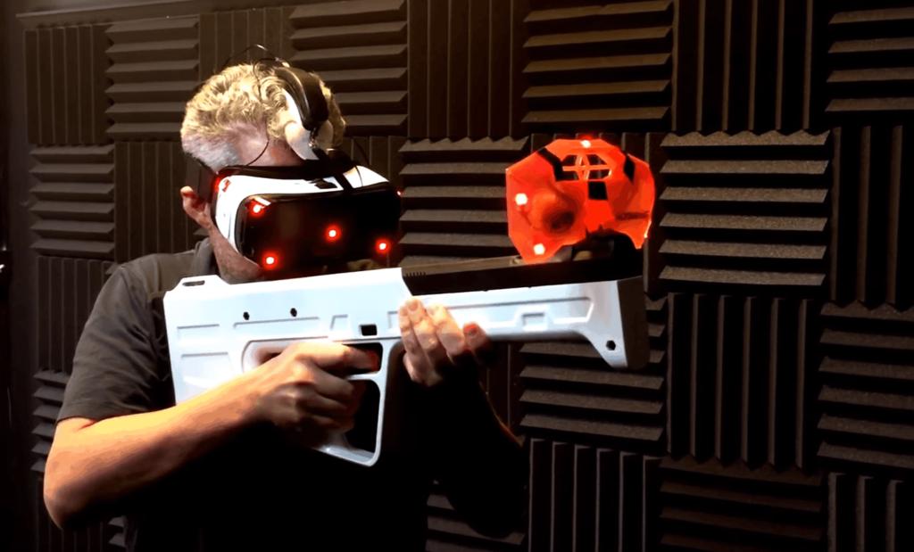 Striker VR zeigt funktionierenden Prototypen