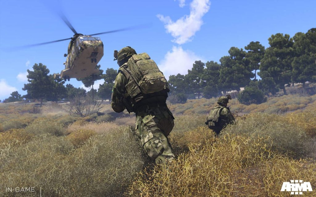 Rift und Leap Motion für Militär-Simulationen