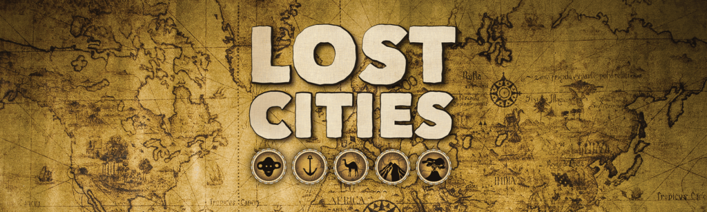 Lost Cities Samsung Gear VR
