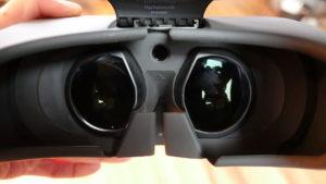 PlayStation VR Linsen