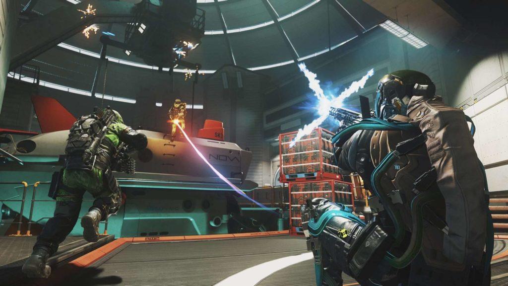 Call Of Duty: Infinite Warfare Jackal Assault VR