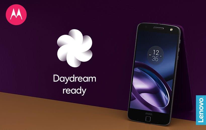 Moto Z Daydream Ready