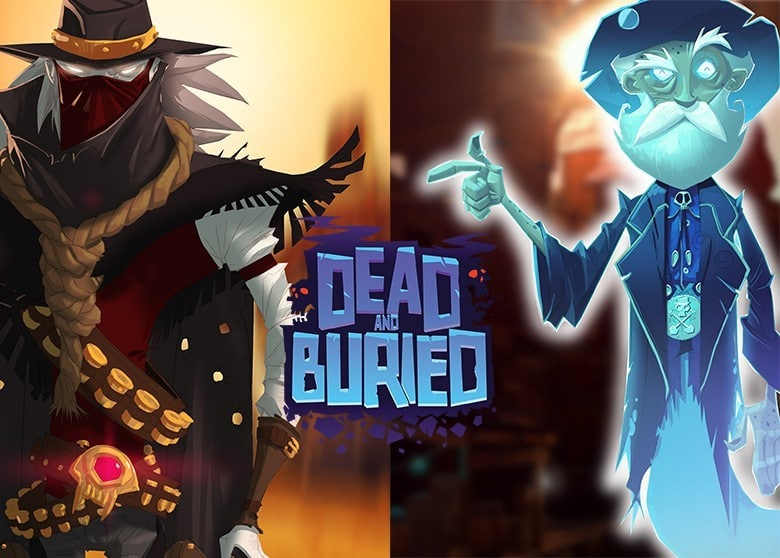 Dead and Buried kostenlos