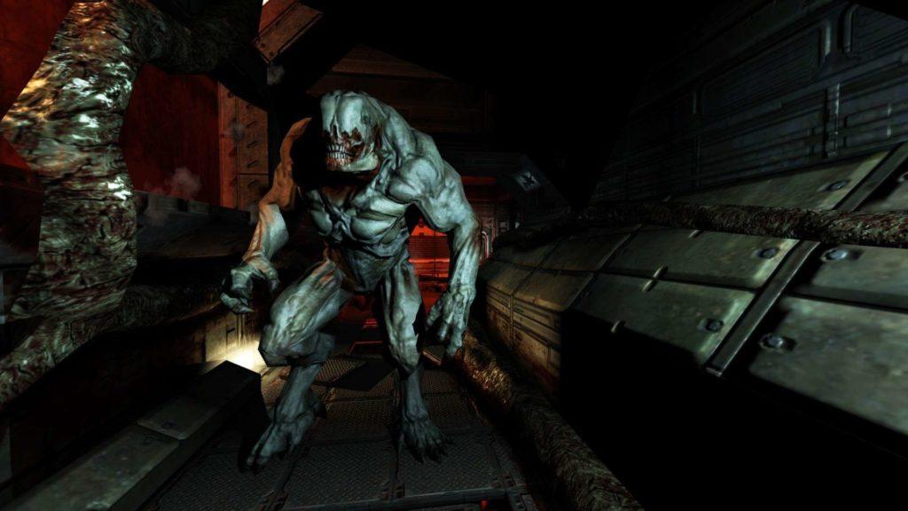 HTC Vive: Doom 3 VR mit Motion Controllern spielen - VR∙Nerds