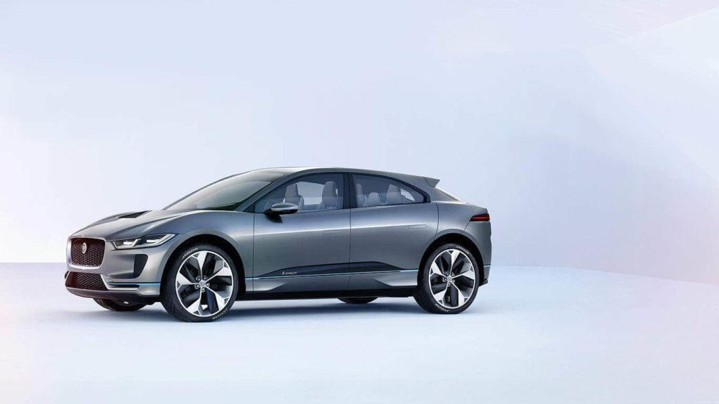 Jaguar I-Pace VR