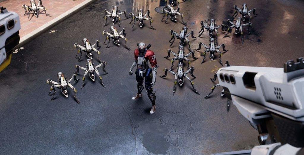 Robo Recall erhält 360 Grad Update