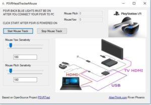 PC Spiele PSVR