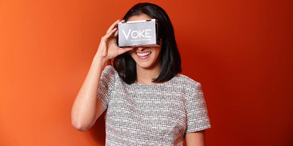 Voke VR Intel